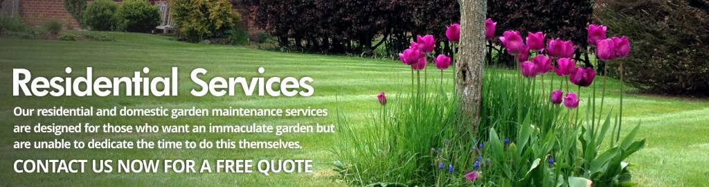 CRLANDSCAPES Residential Services